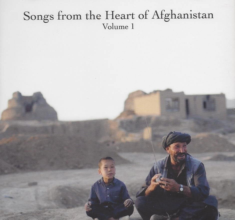 CD Songs from the heart of Afghanistan