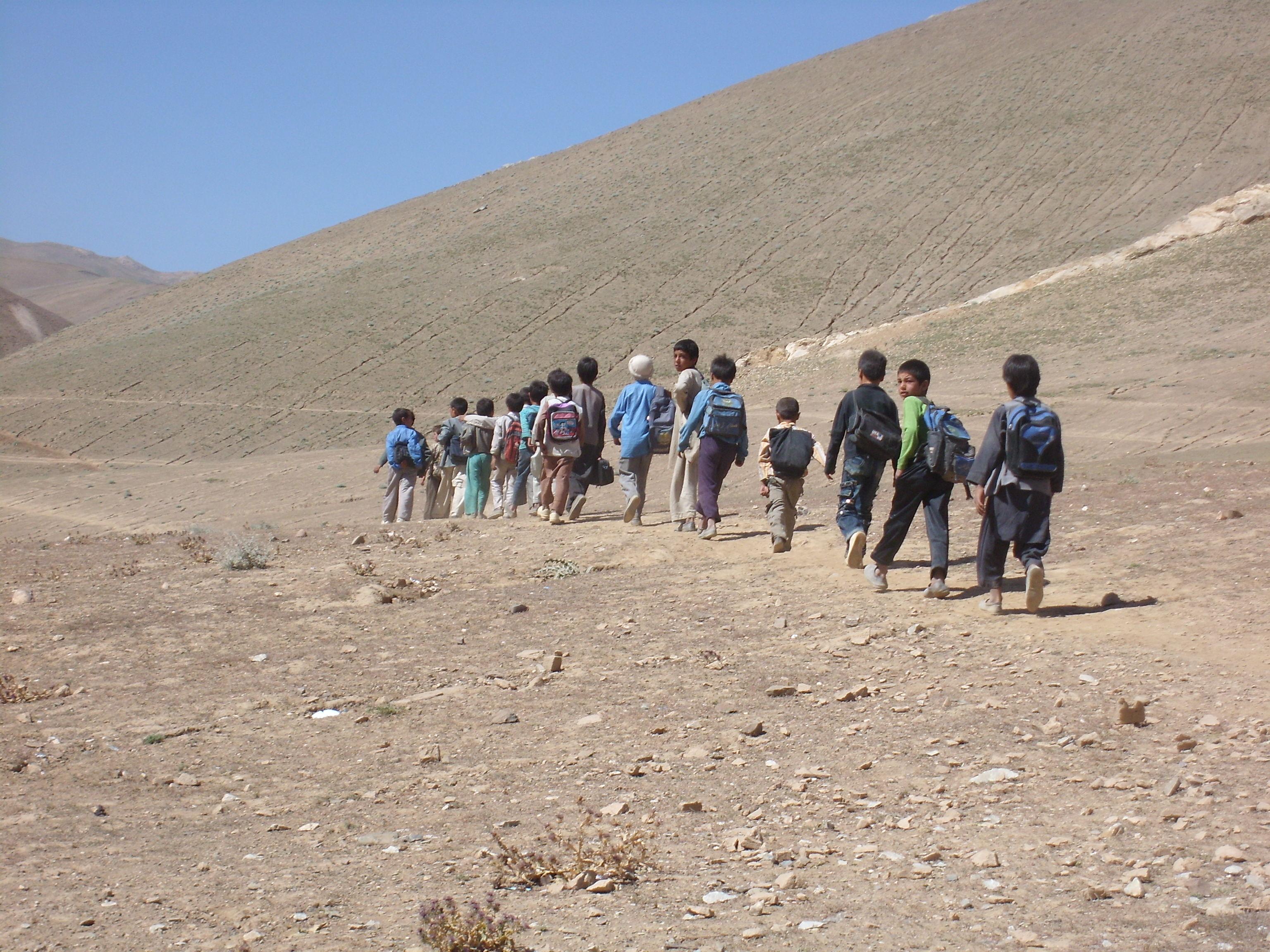 L'éducation, le meilleur chemin vers la paix