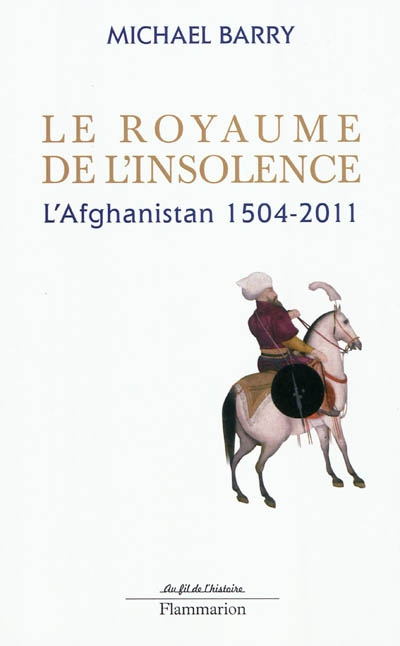 Le royaume de l'insolence - M. Barry
