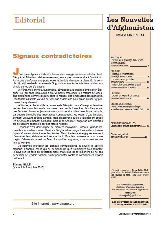 NDA 154_sommaire