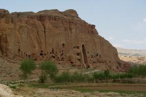Falaise de Bamiyan ©ALB