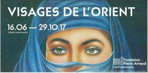 Exposition Visages de l'Orient - Lens, Suisse