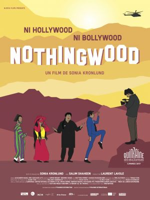 Nothingwood - Affiche du film