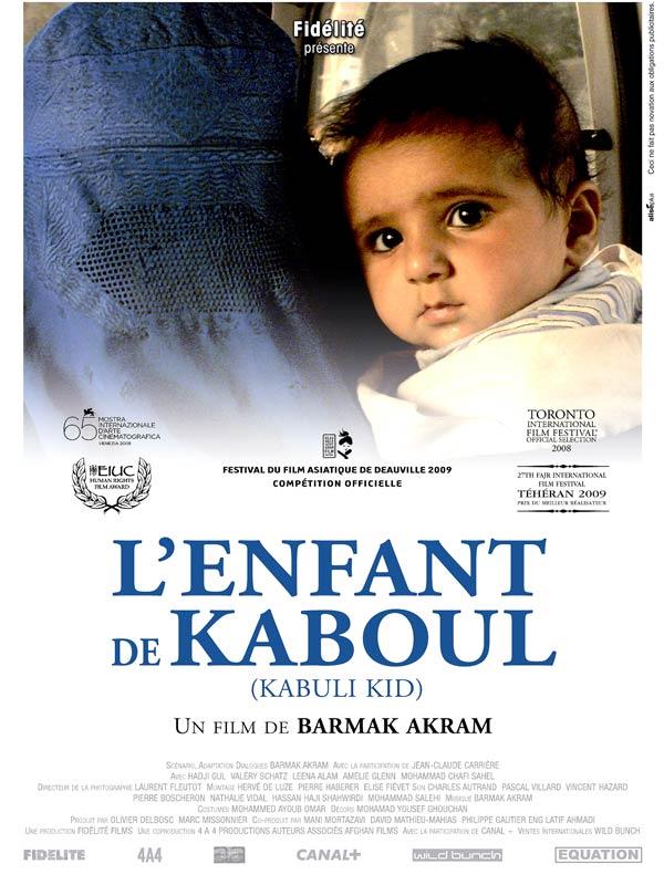 Film - L'Enfant de Kaboul