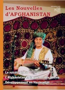 Couverture des Nouvelles d'Afghanistan n°160