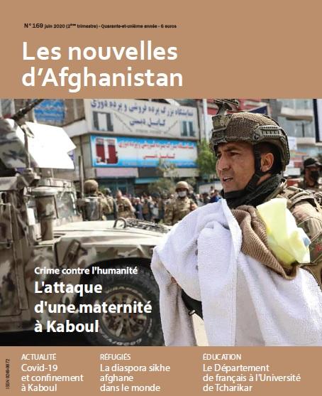 Editorial et sommaire du N°169 des Nouvelles d'Afghanistan